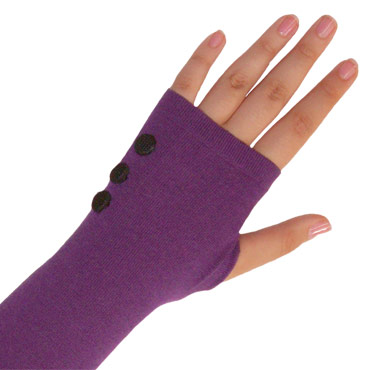 Zazou Fingerless Gloves